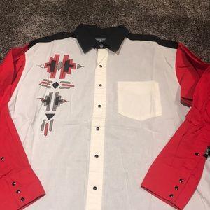 Other - Men's western shirt